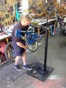 bicycle repair stand, ROCKStand